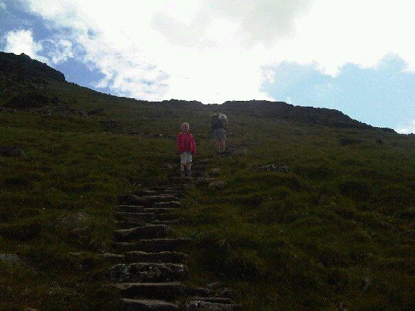 14. Donnie & Erin climbing the stairs.jpg