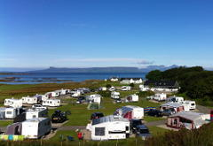 Sunnyside Croft Touring Site, Arisaig