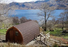 The Wee Lodge, Loch Morar, near Mallaig