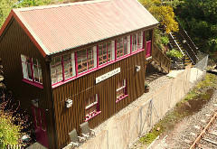 Signal Box Holiday Apartment, Kyle of Lochalsh