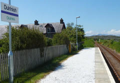 Station Cottage, Duirnish, near Plockton