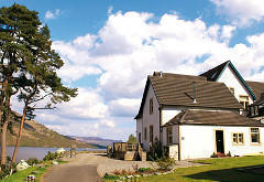 Lochside Cottage, Stronachlachar