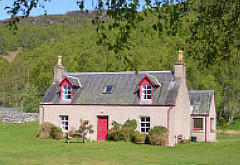 Culligran Cottages, near Struy, Glen Strathfarrar