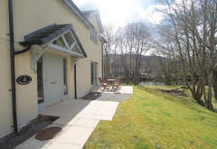 Robertson Cottage, Highland Club, Fort Augustus