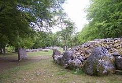 Clava Cairns, near Culloden