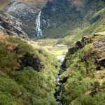 Steall Falls and the Gorge