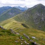 Sgurr an Fhuarain – accessed from Loch Arkaig
