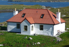 outer hebrides cottages walkhighlands