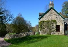 Clan Campbell Cottages, Boat of Cluny, near Aberfeldy