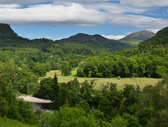 Pitlochry and Blair Atholl: North Perthshire
