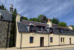 Cliff Cottage, Portree