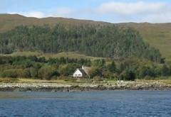 Keepers Holiday Cottage, Isle of Scalpay, near Broadford
