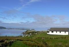 Lusta Cottage, Lochbay, Waternish