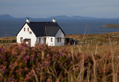 Tir nan Og Cottage, near Stein, Waternish