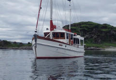 Red Moon Cruises, Skye and Lochalsh