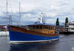 Aspire Charters, Portree