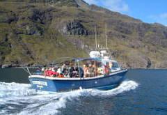 Bella Jane Boat Trips, Elgol