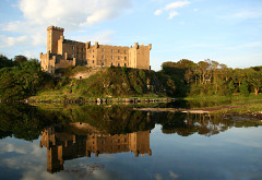 Dunvegan Castle,