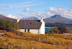 The Old Crofthouse, Gairloch