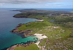 Clachtoll Holidays Bungalow, Clachtoll