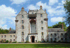 Impressive Scottish Castle, near Turriff