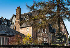 Loch Fyne Hotel & Spa, Inveraray