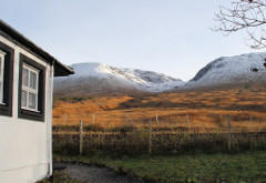 Taransay Cottage, Bridge of Orchy