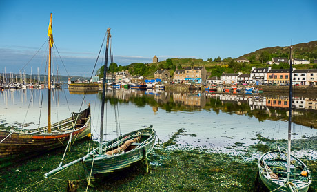 Kintyre, Campbeltown and Tarbert