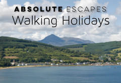 Absolute Escapes - Self-Guided Walking Holidays on the Arran Coastal Way