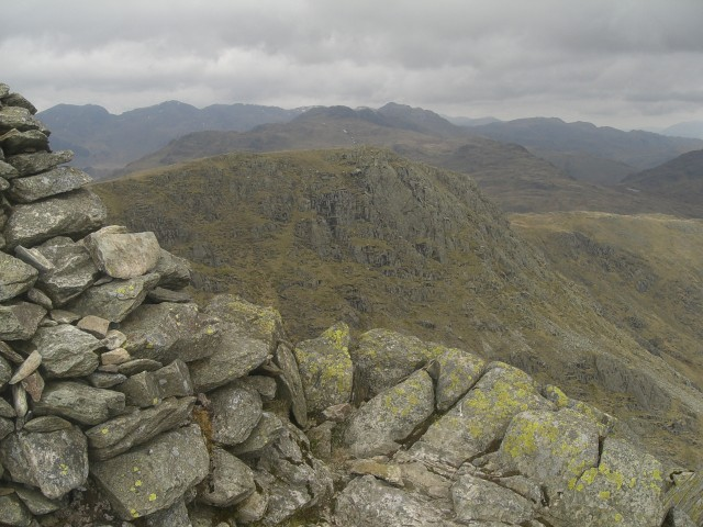 14 View back to Great Carrs from Swirl How.JPG