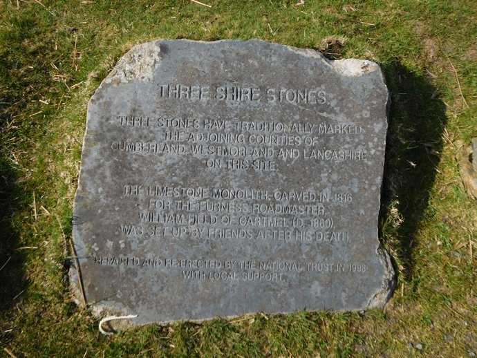 51 - The Three Shires Stone information plaque.JPG