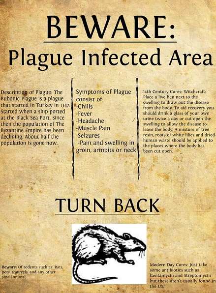 the effects of the plague on