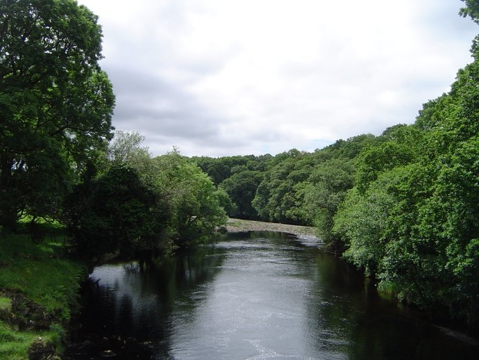 Day 4 - Crossing Water of Minnoch.JPG