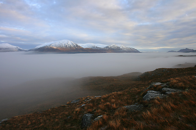 Creag Meagaidh above the cloud inversion.jpg