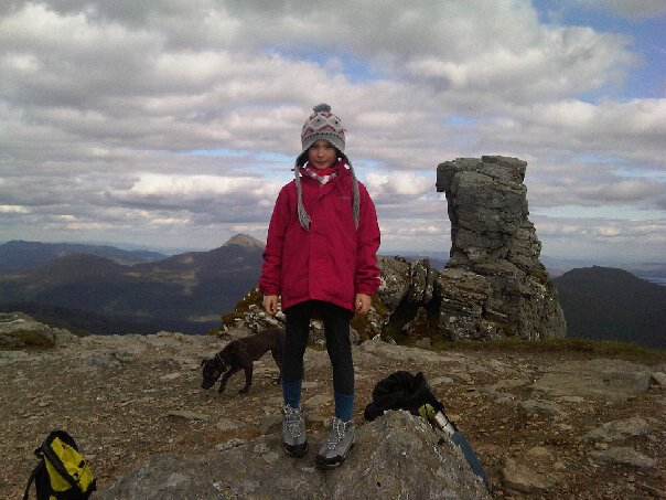 20. Erin & Teo on the summit of 'The Cobbler'.jpg