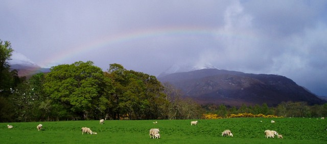 14 Rainbow over Beinn Eighe.JPG
