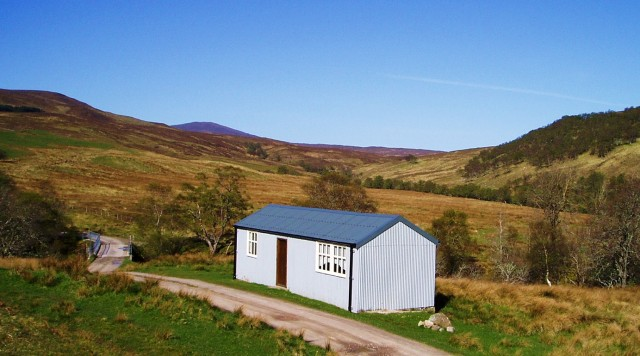 27 The old school house Bothy.JPG