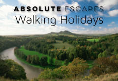 Absolute Escapes - Self-Guided Walking Holidays on the St Cuthbert