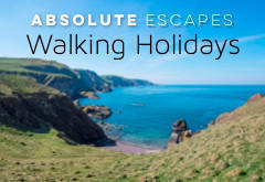 Absolute Escapes - Self-Guided Walking Holidays on the Berwickshire Coastal Path