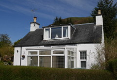 Half House Cottage, Cappercleuch, St Mary's Loch