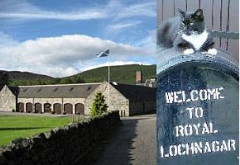Royal Lochnagar Distillery, Balmoral