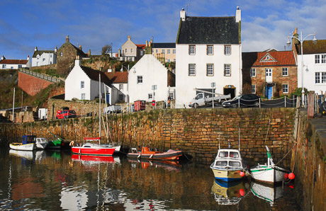 St Andrews and the East Neuk