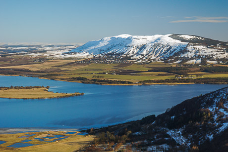 Lomond Hills and Central Fife