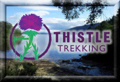 Thistle Trekking - Guided Treks on The East Highland Way