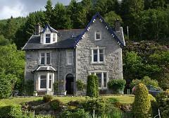 Craiglinnhe House, near Ballachulish