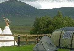Glencoe Mountain Campsite