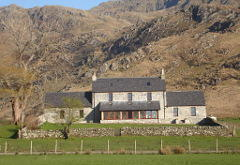 Kilchoan Farmhouse, near Inverie, Knoydart