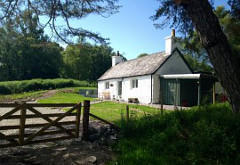 Cuil Moss Cottage, Ardgour