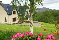Cour Lodge, near Spean Bridge