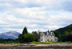 Ben Vheir Cottage, near Ballachulish